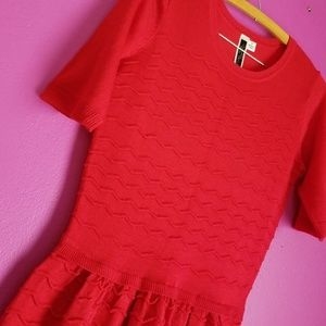 Julian Taylor Sweater Dress